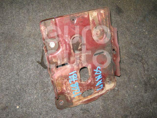 Крепление АКБ (корпус/подставка) для Chevrolet Lanos 2004>;Lanos 1997> - Фото №1