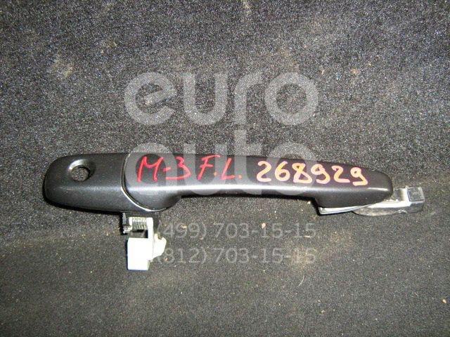 Ручка двери передней наружная левая для Mazda Mazda 3 (BK) 2002-2009 - Фото №1