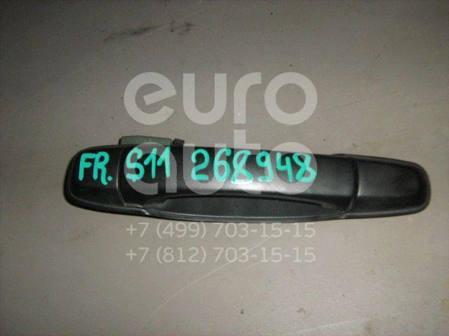 Ручка двери передней наружная правая для Subaru Forester (S11) 2002-2007 - Фото №1
