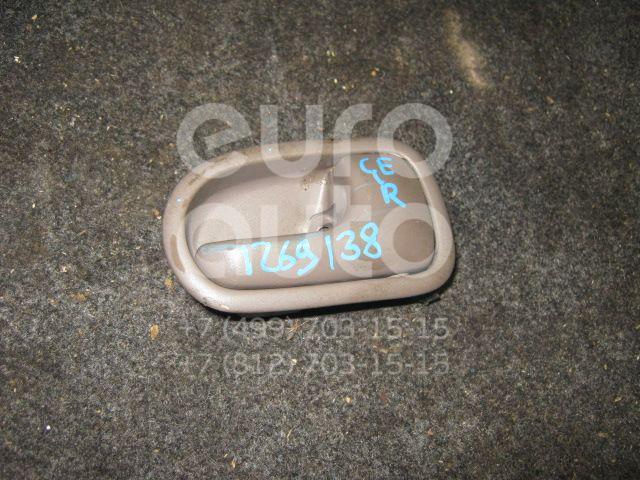 Ручка двери внутренняя правая для Mazda 626 (GE) 1992-1997 - Фото №1