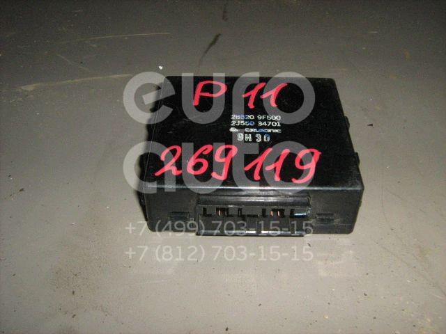 Блок электронный для Nissan Primera P11E 1996-2002;Primera WP11E 1998-2001 - Фото №1