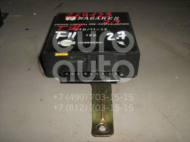 Блок электронный для Nissan Terrano II (R20) 1993-2004 - Фото №1