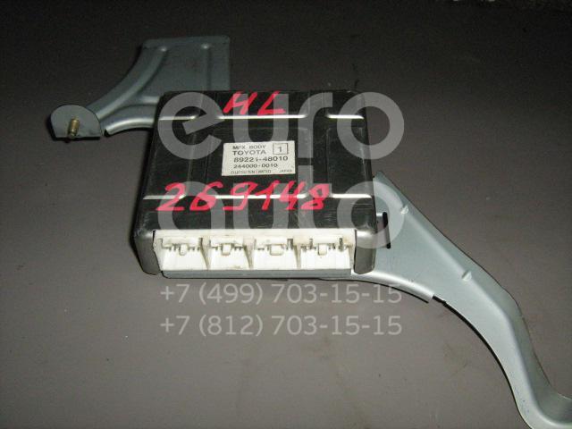Блок электронный для Toyota,Lexus Highlander I 2001-2006;RX 300 1998-2003 - Фото №1