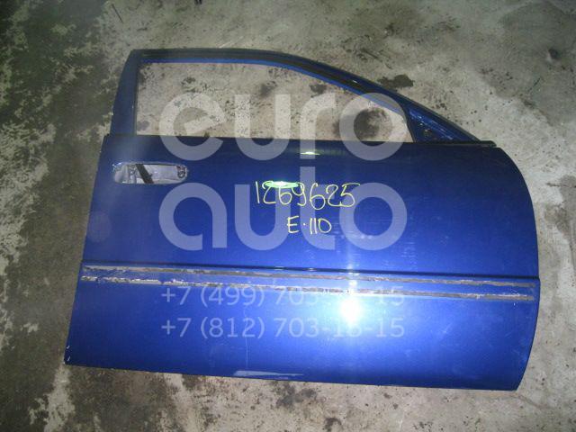 Дверь передняя правая для Toyota Corolla E11 1997-2001 - Фото №1