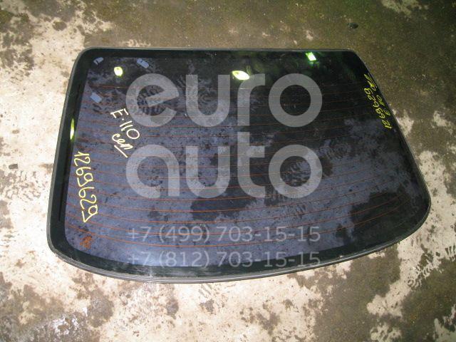 Стекло заднее для Toyota Corolla E11 1997-2001 - Фото №1