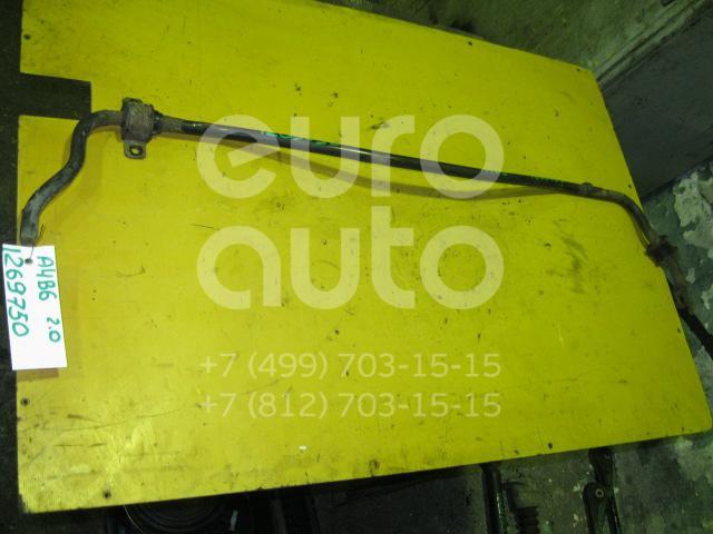 Стабилизатор задний для Audi A4 [B6] 2000-2004 - Фото №1