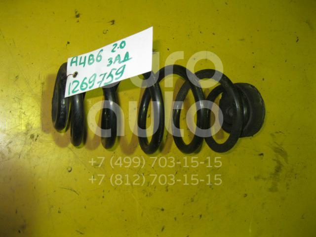 Пружина задняя для Audi A4 [B6] 2000-2004 - Фото №1