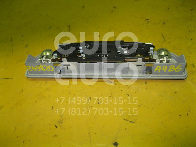 Плафон салонный для Audi A4 [B6] 2000-2004;A4 [B7] 2005-2007 - Фото №1