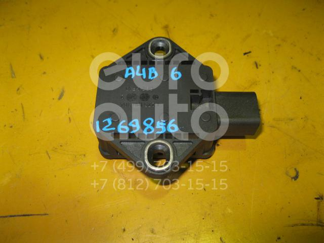 Датчик ускорения для VW A4 [B6] 2000-2004;A6 [C5] 1997-2004;A8 [D3,4E] 2004-2010;Passat [B5] 2000-2005;Phaeton 2002>;Polo 2001-2009 - Фото №1