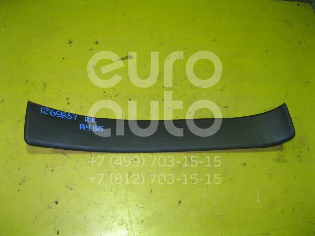 Накладка порога (внутренняя) для Audi A4 [B6] 2000-2004 - Фото №1