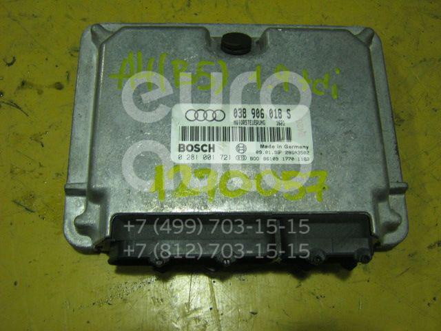 Блок управления двигателем для Audi A4 [B5] 1994-2000 - Фото №1