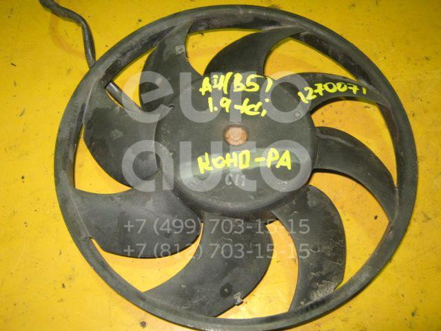 Вентилятор радиатора для Audi,VW,Ford A4 [B5] 1994-2001;A6 [C4] 1994-1997;A8 [4D] 1994-1998;Passat [B5] 1996-2000;Sharan 1995-1999;A6 [C5] 1997-2004;A8 [4D] 1999-2002;Galaxy 1995-2006 - Фото №1