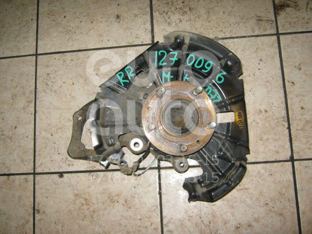 Кулак поворотный задний правый для Mazda Mazda 6 (GH) 2007-2012 - Фото №1