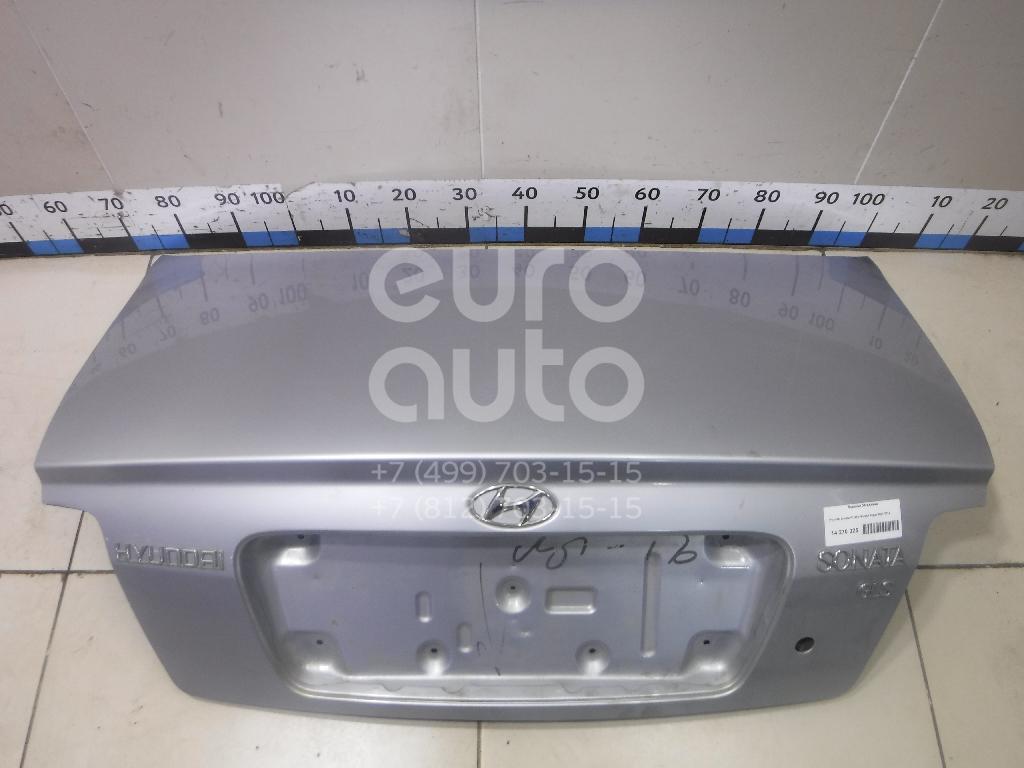 Крышка багажника Hyundai Sonata IV (EF)/ Sonata Tagaz 2001-2012; (692003D060)