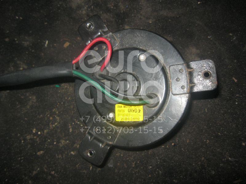 Моторчик вентилятора для Hyundai Sonata IV (EF)/ Sonata Tagaz 2001-2012 - Фото №1