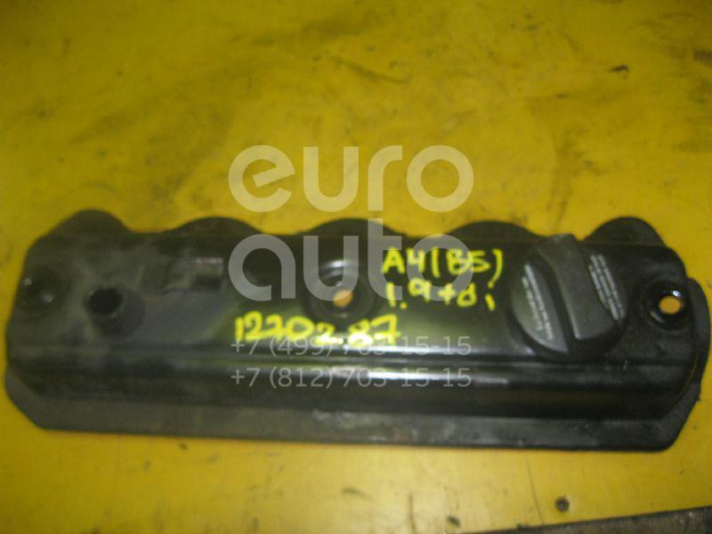 Крышка головки блока (клапанная) для Audi,VW A4 [B5] 1994-2000;A6 [C4] 1994-1997;Golf III/Vento 1991-1997;Passat [B4] 1994-1996;Passat [B5] 1996-2000;Polo 1994-1999;Sharan 1995-1999 - Фото №1