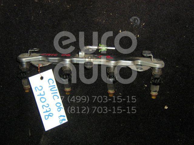 Рейка топливная (рампа) для Honda Civic 5D 2006-2012 - Фото №1