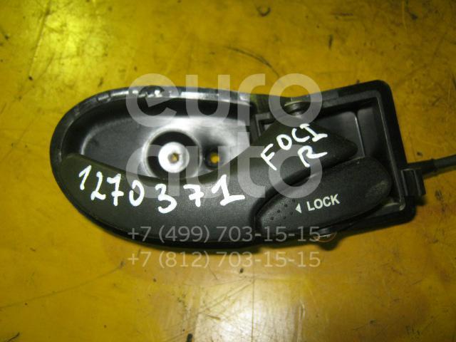 Ручка двери внутренняя правая для Ford Focus I 1998-2005 - Фото №1