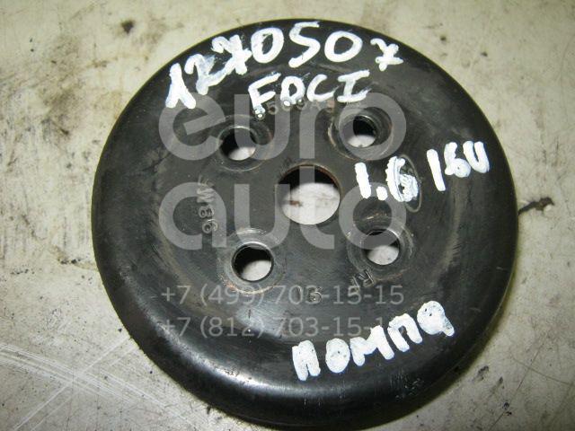 Шкив водяного насоса (помпы) для Ford Focus I 1998-2005;Focus II 2005-2008;Fusion 2002-2012;C-MAX 2003-2011;Fiesta 2001-2008;Mondeo IV 2007-2015;Focus II 2008-2011;Fiesta 2008>;Focus III 2011>;C-MAX 2011>;Kuga 2012>;EcoSport 2013> - Фото №1