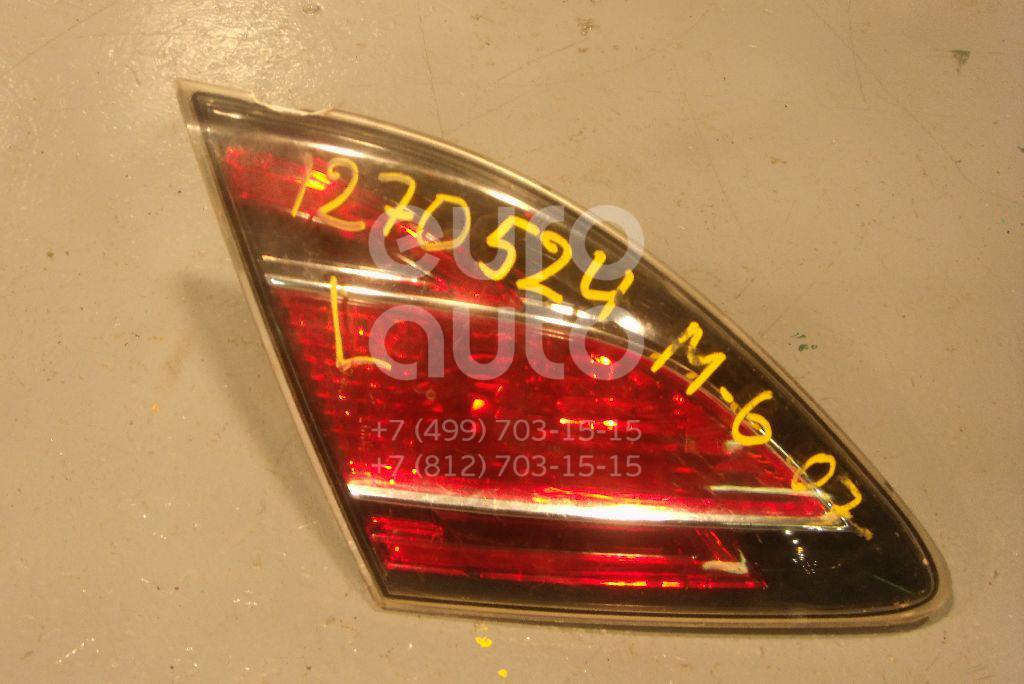 Фонарь задний внутренний левый для Mazda Mazda 6 (GH) 2007-2012 - Фото №1