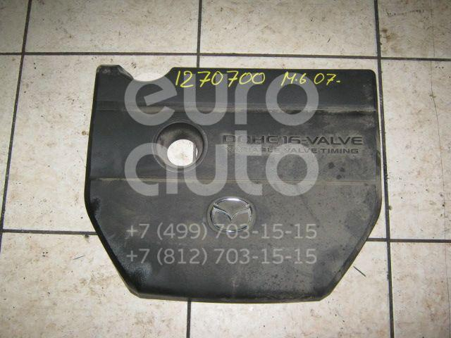 Накладка декоративная для Mazda Mazda 6 (GH) 2007-2012 - Фото №1