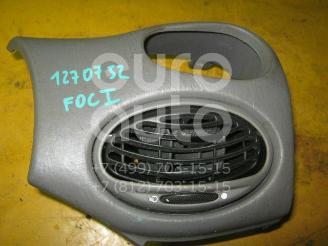 Дефлектор воздушный для Ford Focus I 1998-2004 - Фото №1