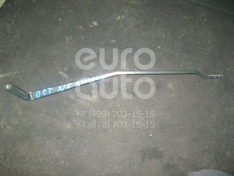 Поводок стеклоочистителя передний правый для Skoda,Audi,VW Octavia 1997-2000;A3 (8L1) 1996-2003;Octavia (A4 1U-) 2000-2011;Golf IV/Bora 1997-2005 - Фото №1