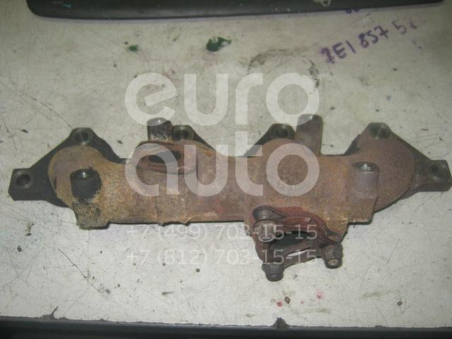 Коллектор выпускной для Opel Astra H / Family 2004-2015;Astra G 1998-2005;Zafira A (F75) 1999-2005 - Фото №1