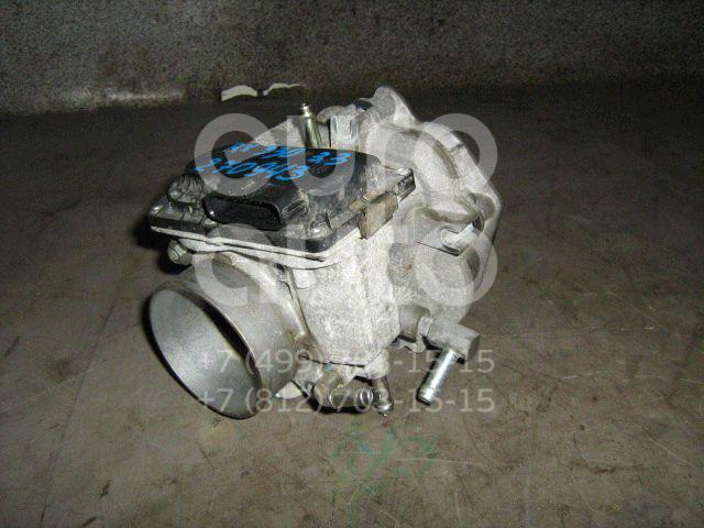Заслонка дроссельная электрическая для Lexus RX 300/330/350/400h 2003-2009 - Фото №1