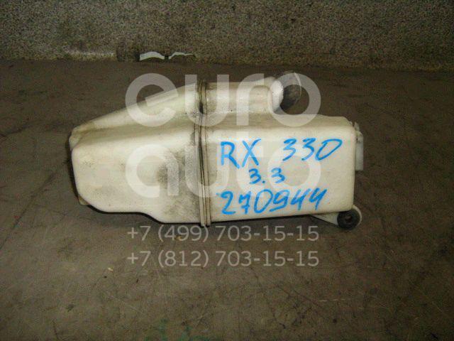 Резонатор воздушного фильтра для Toyota RX 300/330/350/400h 2003-2009;Camry CV3 2001-2006;Sienna II 2003-2010 - Фото №1