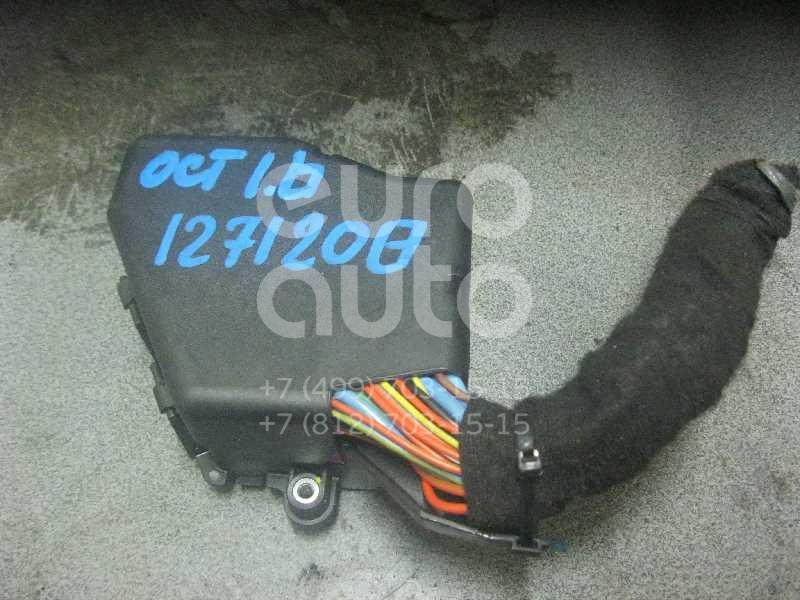 Блок предохранителей для Skoda Octavia 1997-2000 - Фото №1