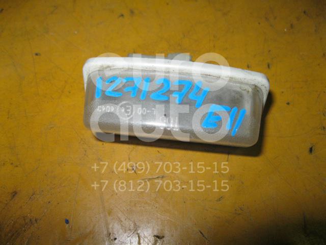 Фонарь подсветки номера для Toyota Corolla E11 1997-2001;Corolla E12 2001-2007 - Фото №1
