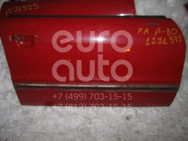 Дверь передняя правая для Audi 80/90 [B3] 1986-1991 - Фото №1