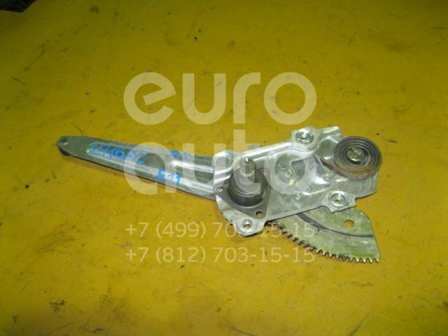 Стеклоподъемник механ. задний левый для Toyota Corolla E11 1997-2001 - Фото №1