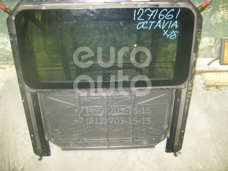 Люк в сборе электрический для Skoda Octavia 1997-2000 - Фото №1