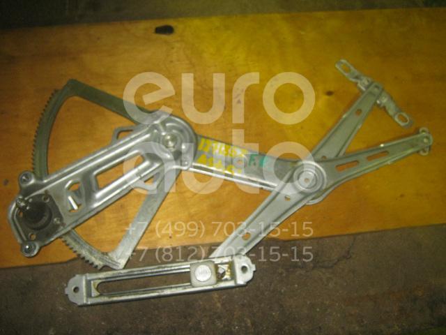 Стеклоподъемник механ. передний правый для Opel Astra G 1998-2005 - Фото №1