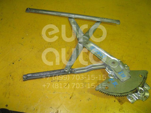 Стеклоподъемник механ. передний правый для Toyota Corolla E11 1997-2001 - Фото №1