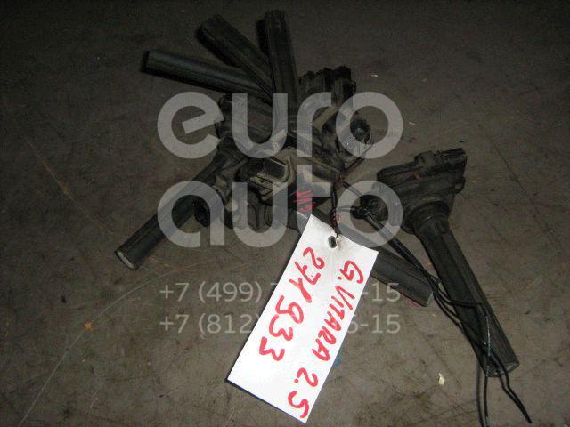 Катушка зажигания для Suzuki Grand Vitara 1998-2005;Baleno 1995-1998;Vitara/Sidekick 1989-1999;Baleno 1998-2007 - Фото №1