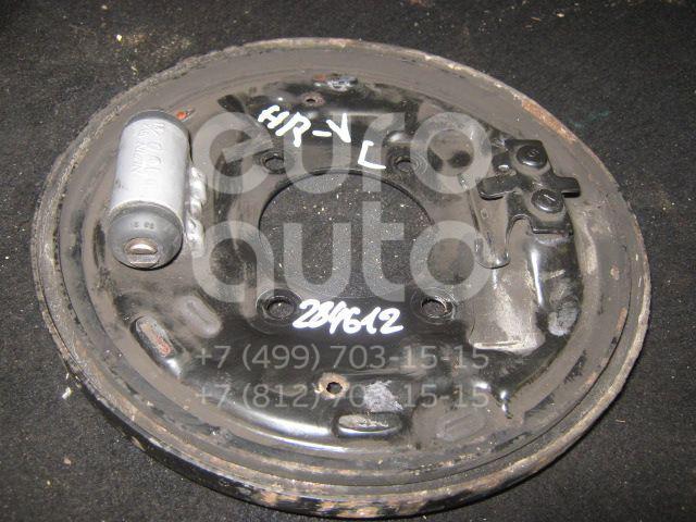 Щит опорный задний левый для Honda HR-V 1999-2005 - Фото №1
