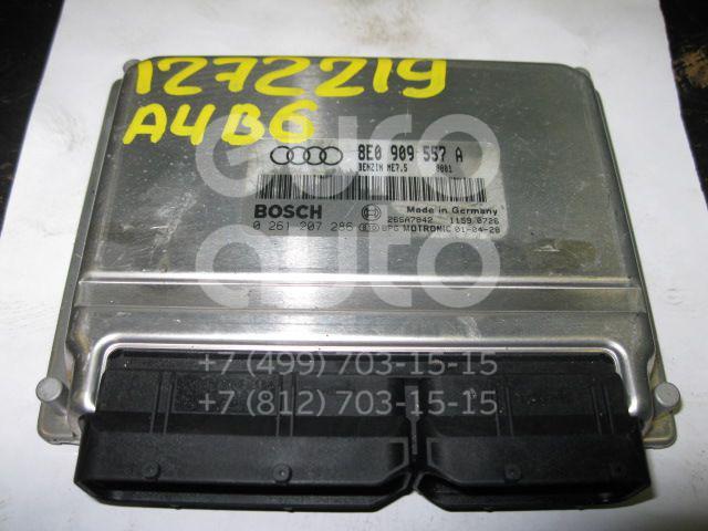 Блок управления двигателем для Audi A4 [B6] 2000-2004 - Фото №1