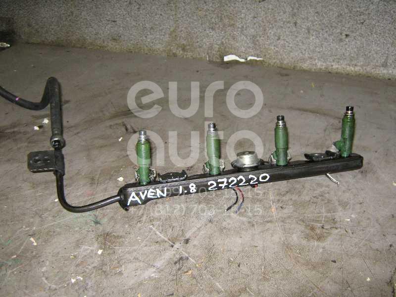 Рейка топливная (рампа) для Toyota Avensis I 1997-2003 - Фото №1