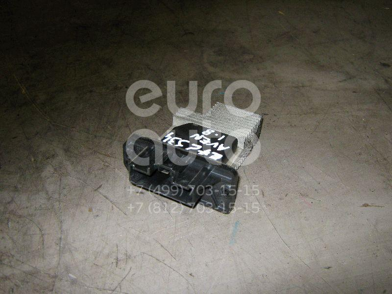 Резистор отопителя для Toyota Avensis I 1997-2003 - Фото №1