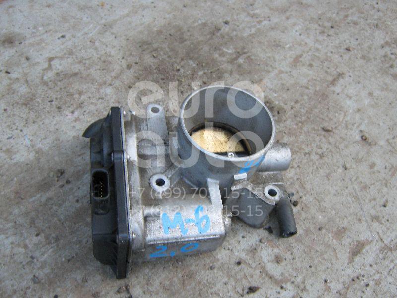Заслонка дроссельная электрическая для Mazda Mazda 6 (GG) 2002-2007 - Фото №1