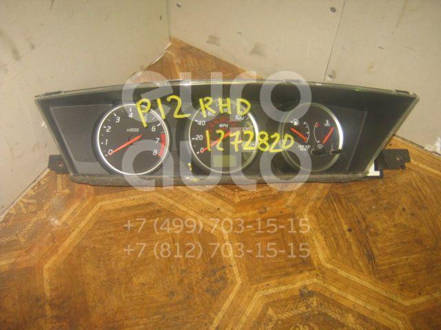 Панель приборов для Nissan Primera P12E 2002-2007 - Фото №1