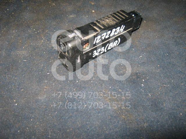 Кнопка освещения панели приборов для Mazda 323 (BA) 1994-1998 - Фото №1