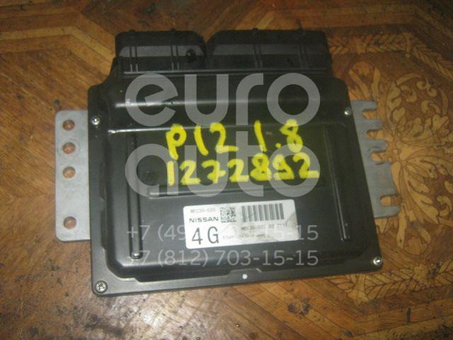 Блок управления двигателем для Nissan Primera P12E 2002> - Фото №1