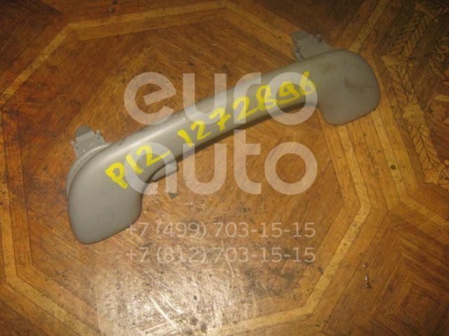 Ручка внутренняя потолочная для Nissan Primera P12E 2002-2007 - Фото №1