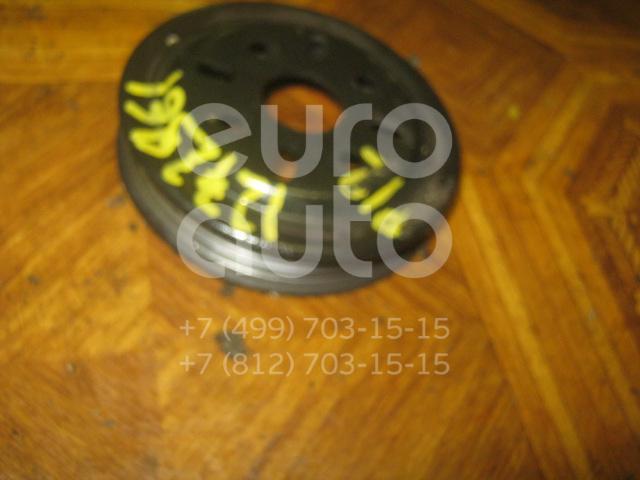 Шкив водяного насоса (помпы) для Nissan Primera P12E 2002-2007;Primera WP11E 1998-2001;Primera P11E 1996-2002;Almera Tino 2000-2006;Almera N16 2000-2006 - Фото №1