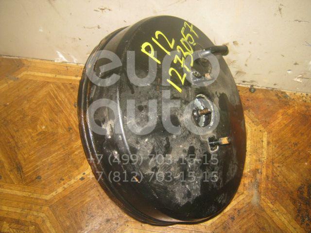 Усилитель тормозов вакуумный для Nissan Primera P12E 2002-2007 - Фото №1