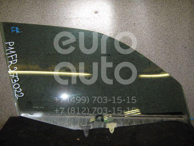Стекло двери передней правой для Nissan Primera P11E 1996-2002 - Фото №1
